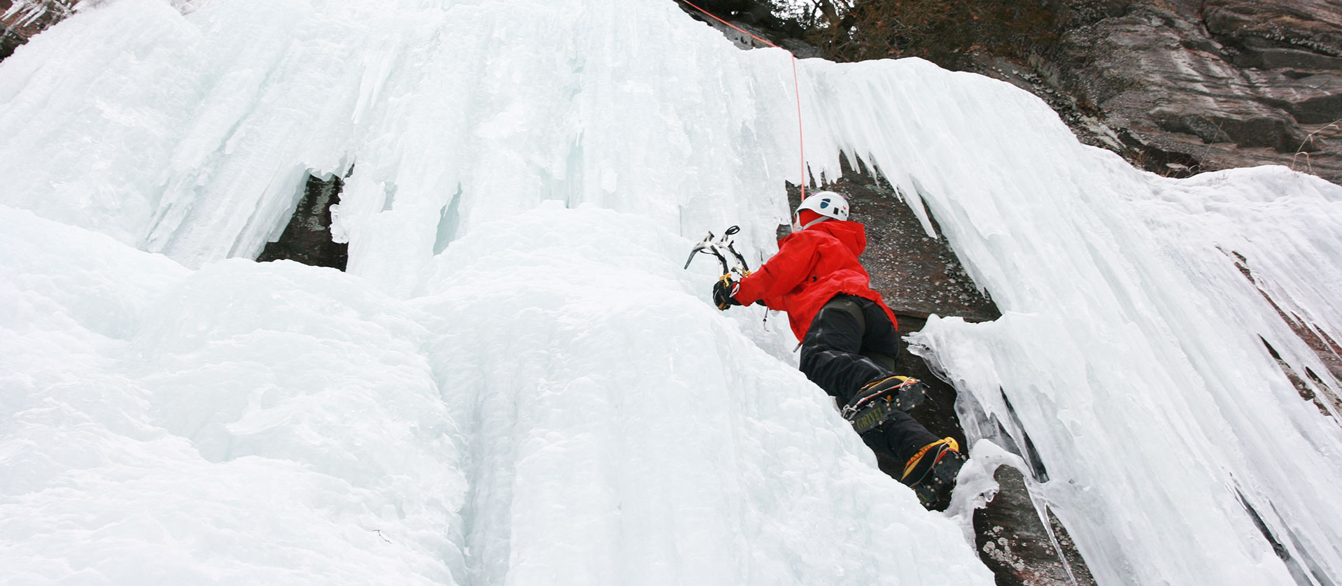 Backcountry Ski & Ice Climbing Adventure