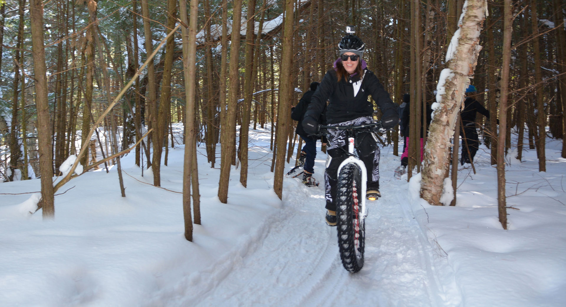 Fat Biking Adventure