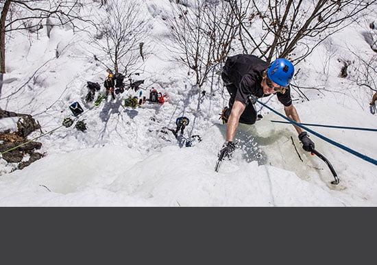 Ice Climbing Intro Tour Thumbnail