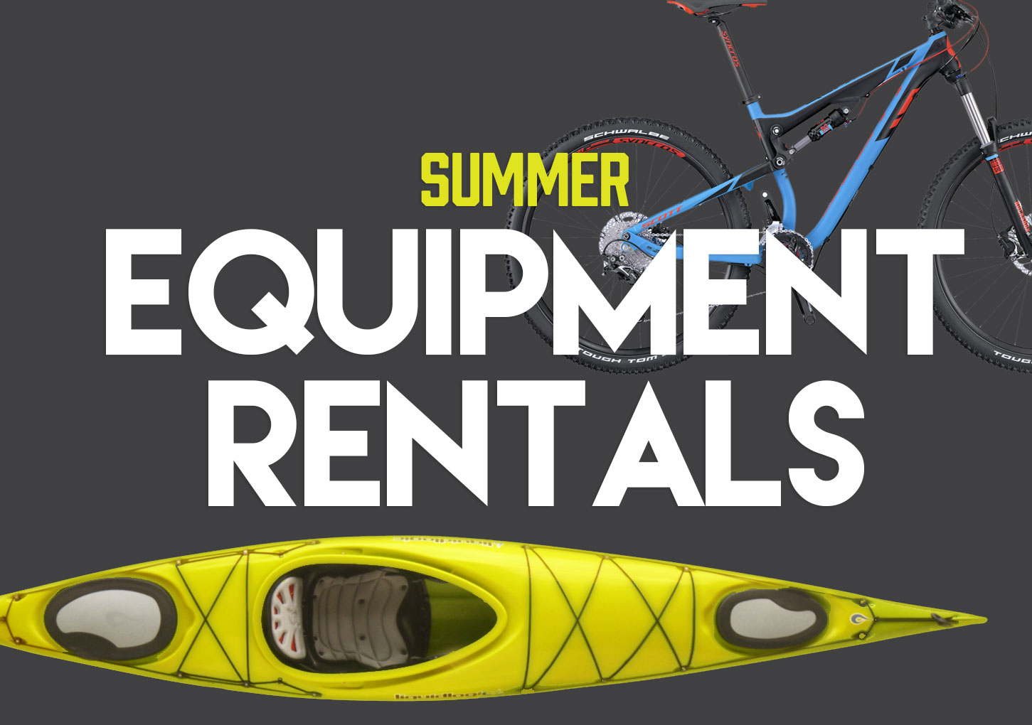 summer-equipment-rentals-muskoka