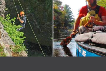 Canoe and Rappel Thumbnail