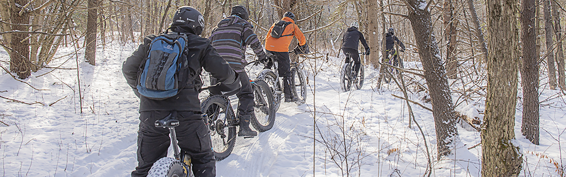 Fat Biking Guided Adventure