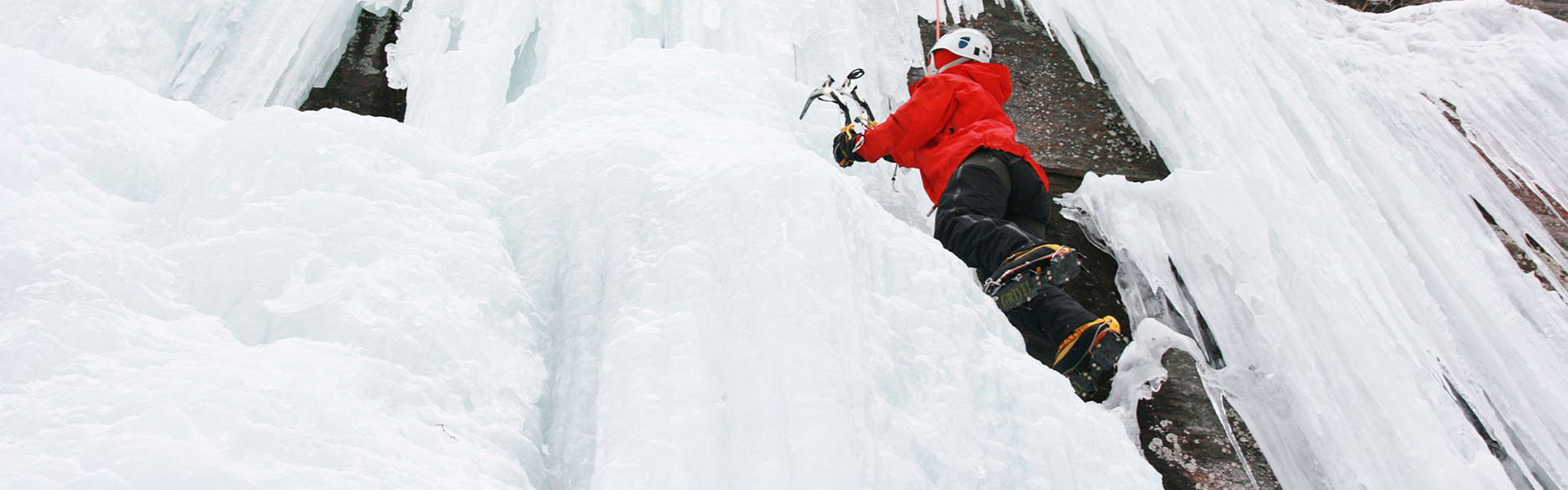 Ice Climbing – Intermediate Adventure
