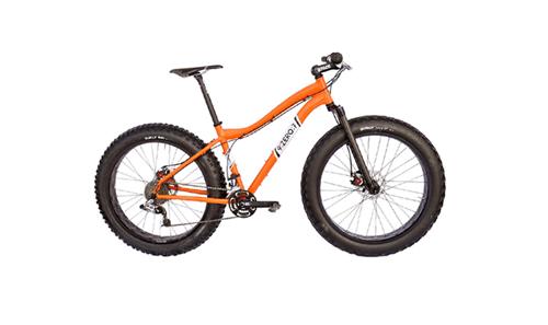 9ZERO7 Fat Bike