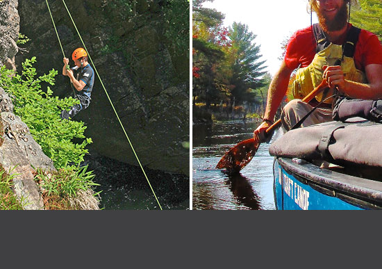 Canoe and Rappel Thumbnail