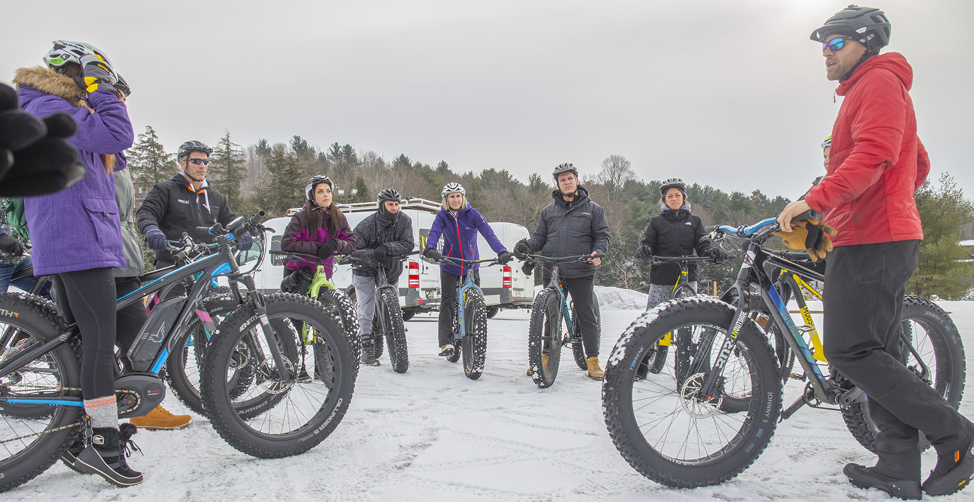 Fat Bike Group Guided Adventure