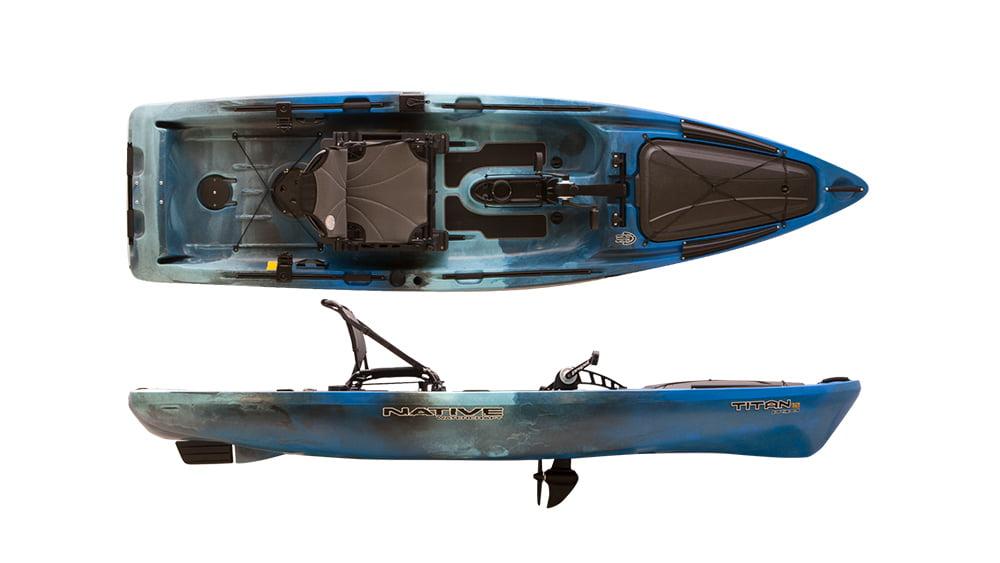 Pedal Kayaks