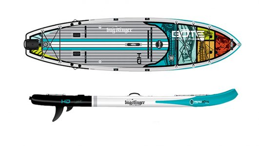 Fishing Paddleboards