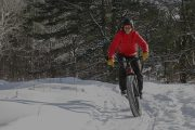 Winter Fatbiking with LivOutside
