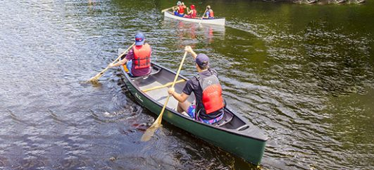 LIV OUTSIDE - Old Town Discovery 119 Solo Recreational Canoe