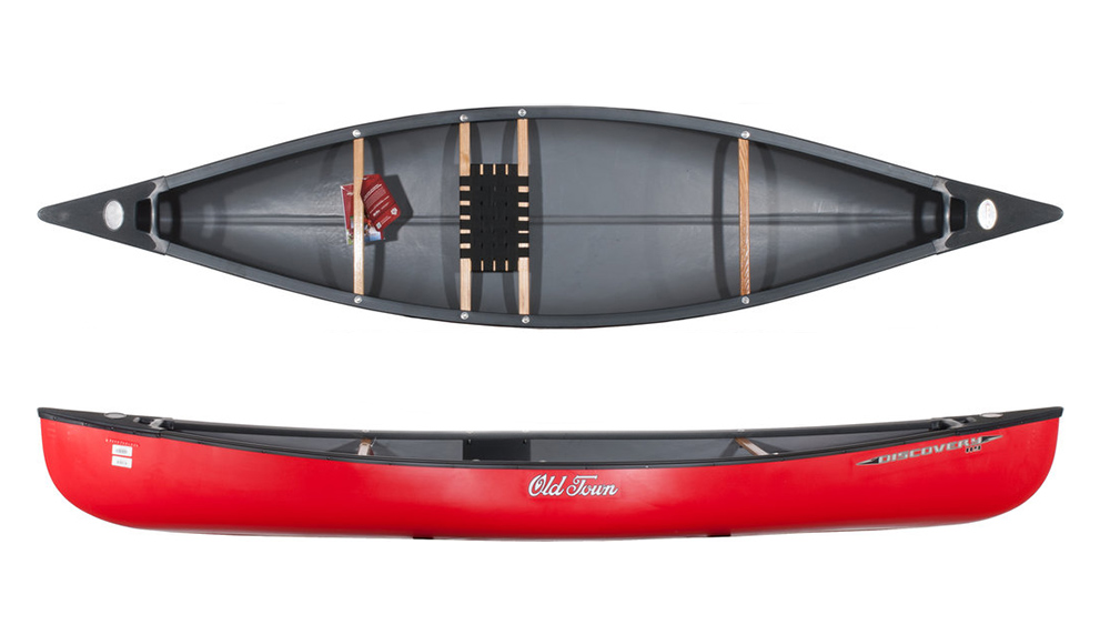 Old Town Discovery 119 Solo Recreational Canoe