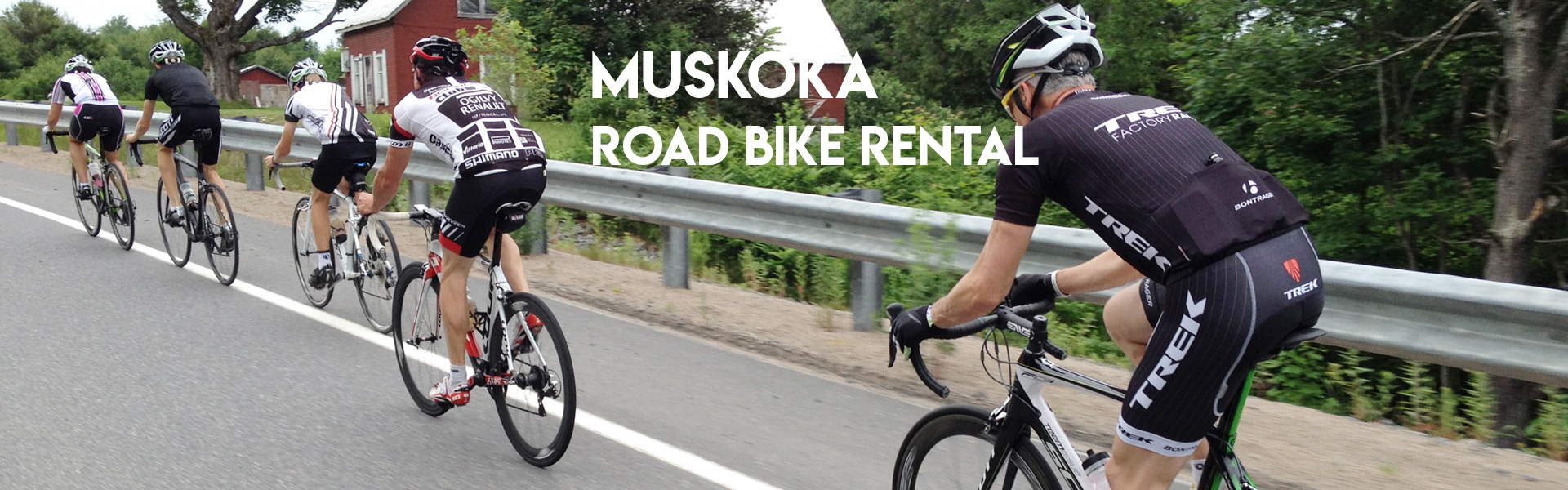 Muskoka Road Bike Rental