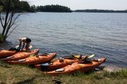 Muskoka-Lake-Kayak-Guided