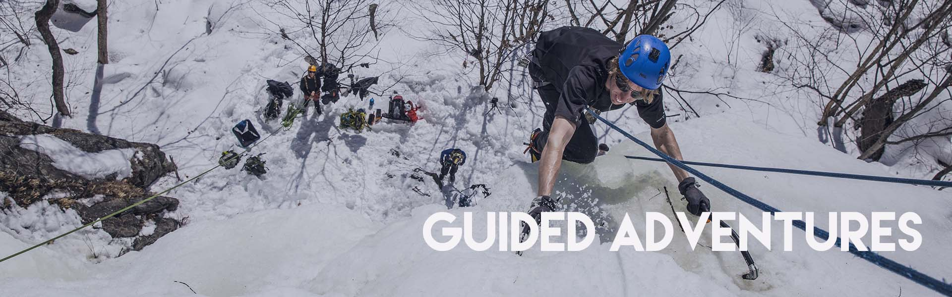 Guided Winter Adventures
