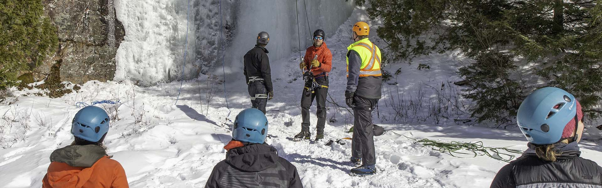 Ice Climbing – Private Group