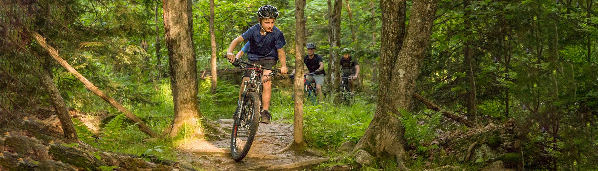 Muskoka Biking Adventure