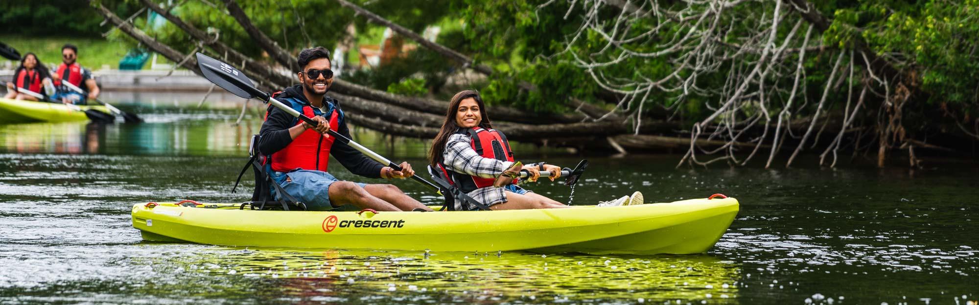 Muskoka Kayaking Adventure